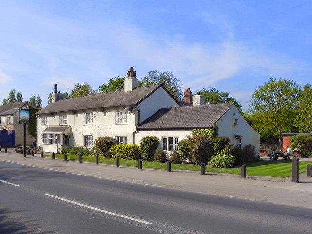 Windmill Inn, Carrington (Courtesty of David Dixon 2011)